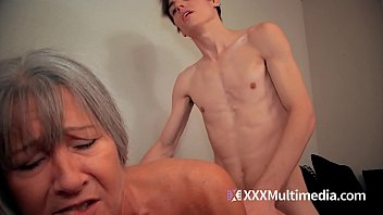 sons mom step fucks Real and masturabting together