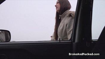 branch hanfjob car allysha Jessyka swan with dr woodman