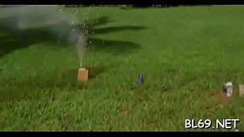 pron video sannylion Huge ass to face gay orgasm exploring 11