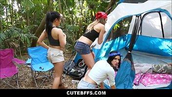guy5 fucks girl Slave training by shemale5