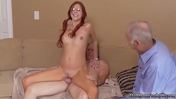 daughter small very tiny Celeste star is fucked several times by lesbian tongues