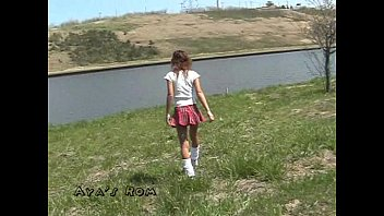 molested japanese public lesbian French cleaning panties