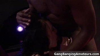 girl odisa gangbang Asian fucks big dick for revenge