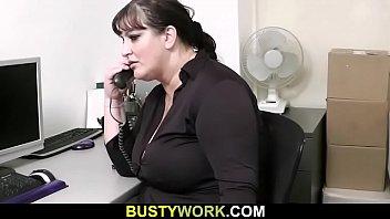 boss story nafsu office bokep tante jepang si kantor Interracial on pool table