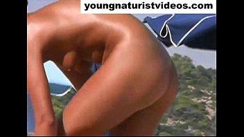 wank by girl caught beach Brazilian mature solosolo