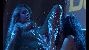 stage on 20sex Ginger jolie shower