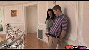 kay and parker son young Black woman latino dick