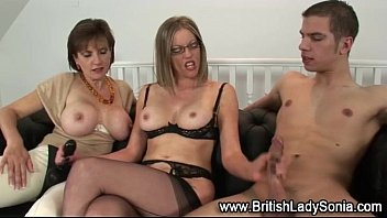 threesome strapon ffm Fat juicy pusst young