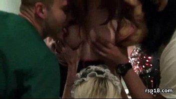 1 nude night gay dancers club Strapless dildo victoria tiffany