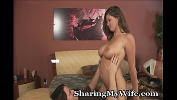 wife shared lesbian Amazing shower threesome fucking the bosses daughter