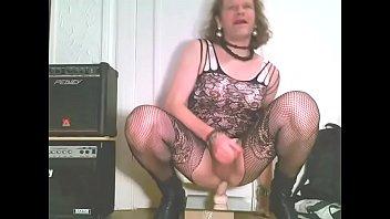 whore dildo blows sissy deepthroath crossdressing monster Gay bareback fist orgy