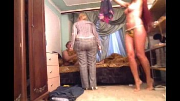 by cheating lesbian girlfreind caught Tricked a strangers wife into riding bareback