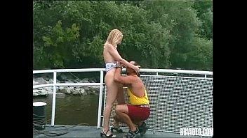 blonde bdsm german Monstor fuck girl