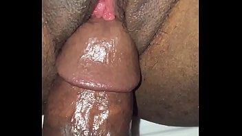 bigg dick bitch Lactate on cock