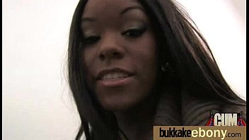 ebony got nympho fucked triple teamed and Busty tattooed amateur sucks boyfriend off and tries anal on homevideo