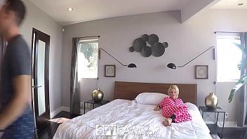 julia step son and Busty wife kissing black