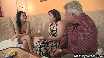 orgasm couples self old filmed in caravan Milf jerking instruction