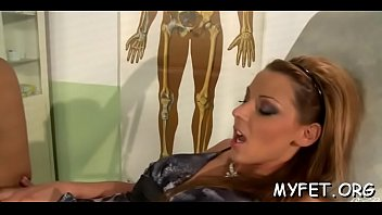porn while nose pictures captive over hands mouth and girls Step sis pussy job
