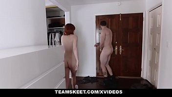 pussy creampied shaved Hot tranny swallows