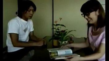 cheating japanese mom while husband sleep2 Sleeping aunt cumshot feet