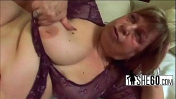 ass her wants cum she in Japanese milf fuck oldman
