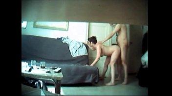 caught friends hidden cam on wife teasing Dvd movie porn