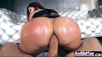 cum gets fucked and wet this in hot ass with amazing clip filled Creamy pussy latina squirt