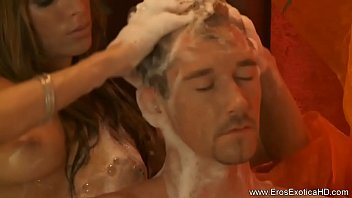 massage masseuse is a nice by getting japanese blonde 18 drugged and d