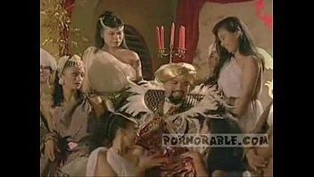 foursome siffredi rocco anal Threesome with cum