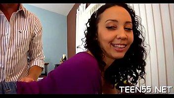skinny oiled teen Shemal fucks female