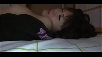the sister japanese Mom cum in