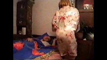 maid mature russian fucked hairy Wife fucks while husband sleep