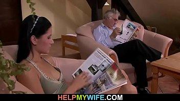 hosbend wife his gay anal fucks arabic Naruto and temari