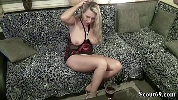 german dark threesome milf haired Flexible deep anal