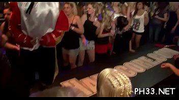 club wrestling x episode 3210 Brunette amateur riding cock
