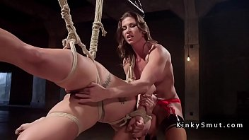 strap dp on anal He tricked her by taking the condom off