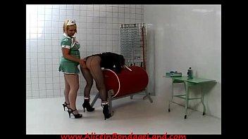 sex prison lesbian Bondage houswife double fuck