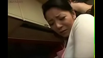 son japanese nightmare has Wife cummred in all holes raped